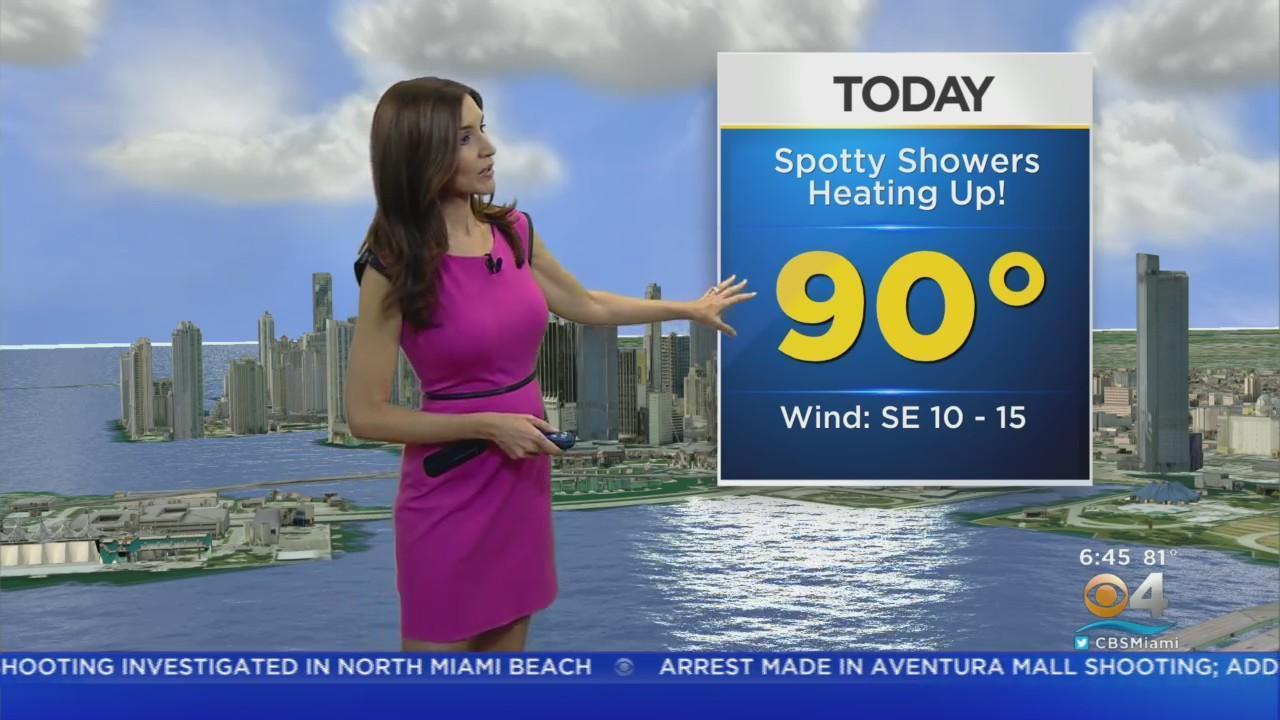 CBSMiami.com Weather 6/11/2021 6AM