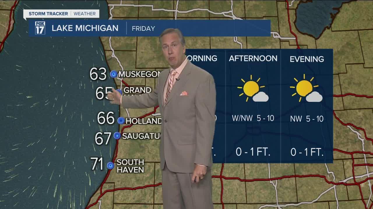 Friday Morning Forecast June 11, 2021