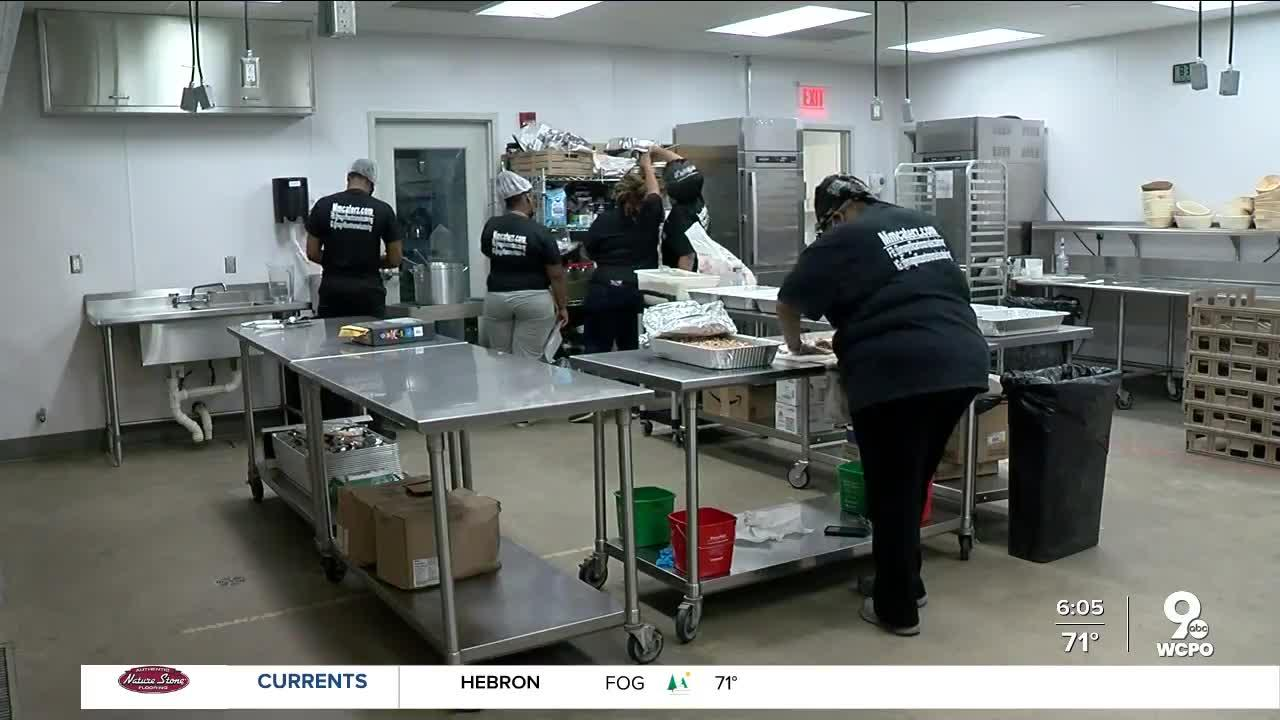 The local team providing free meals for kids this summer