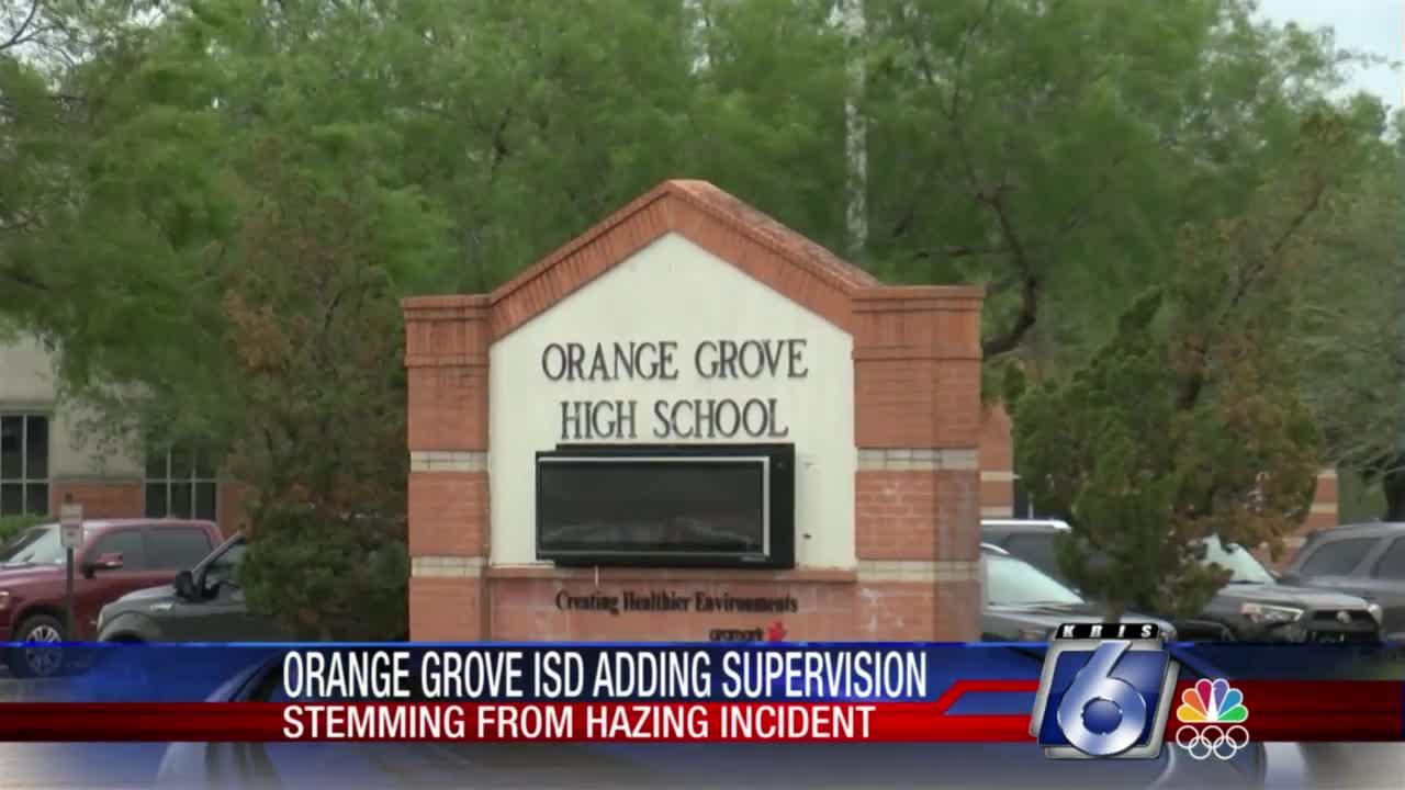 Orange Grove ISD add supervision