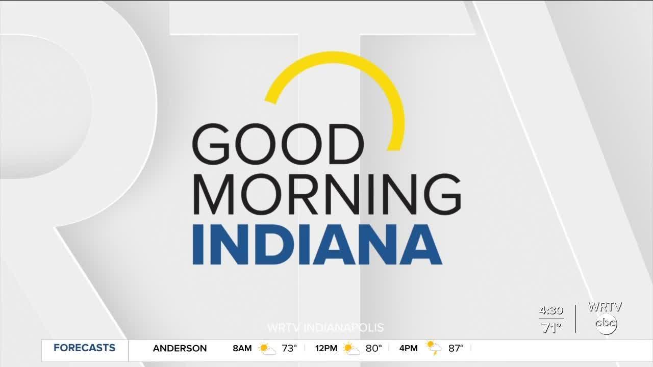 Good Morning Indiana 4:30 a.m. | Friday, June 11