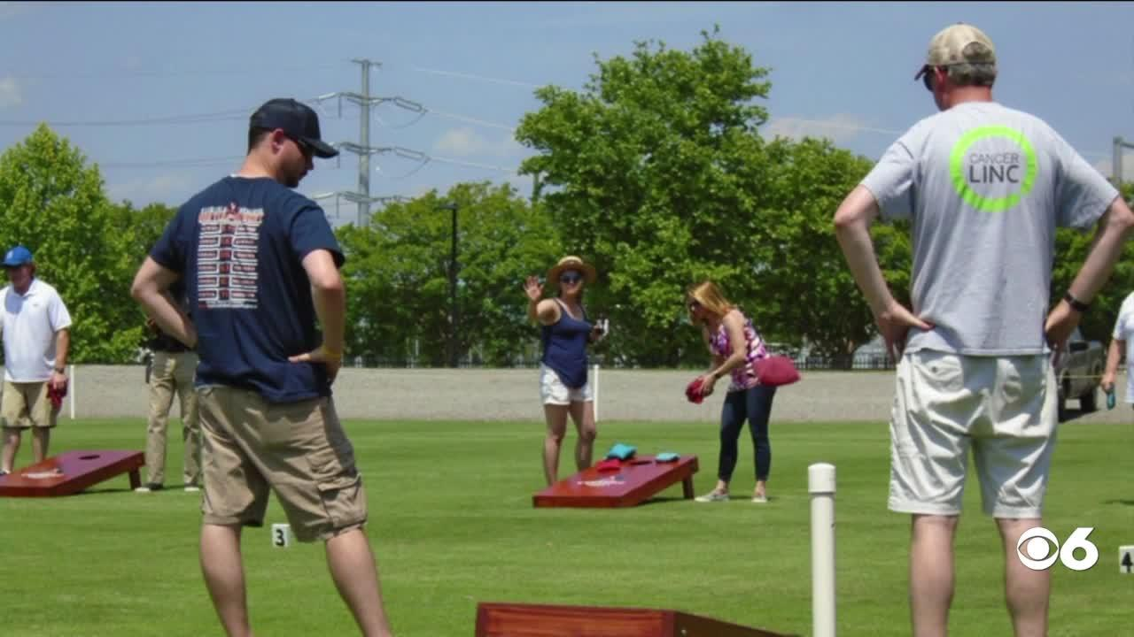 Corn hole challenge will benefit local cancer patients