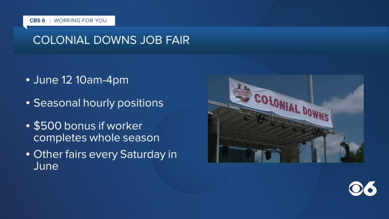Several job fairs happening this weekend in Central Virginia