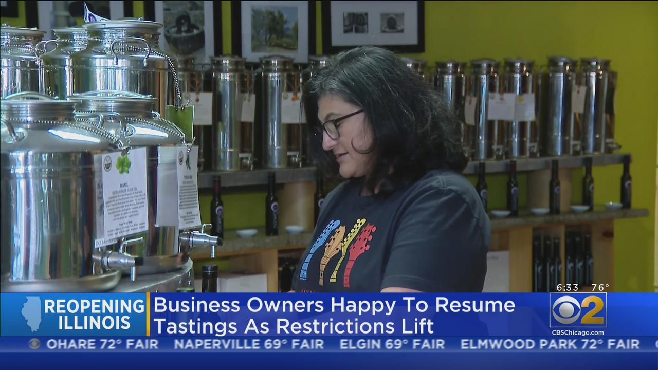 Business Owners Happy To Open At Full Capacity