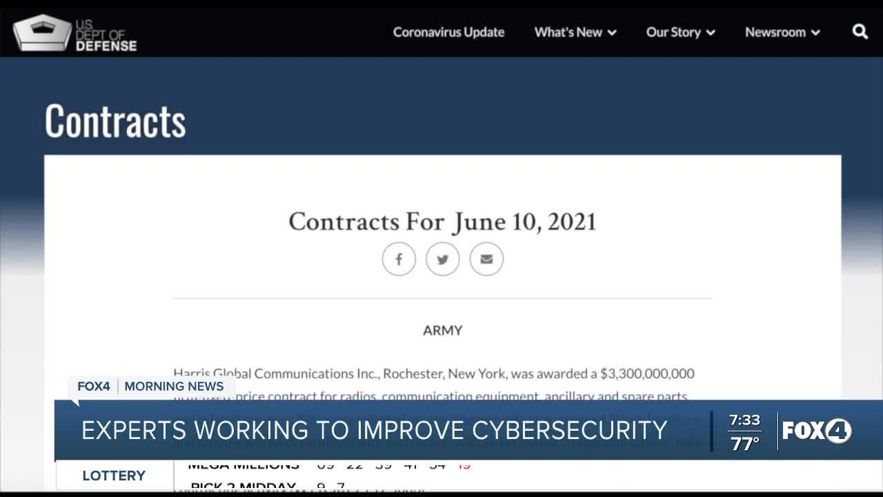 The new cybersecurity mandate government contractors need to comply with by 2025