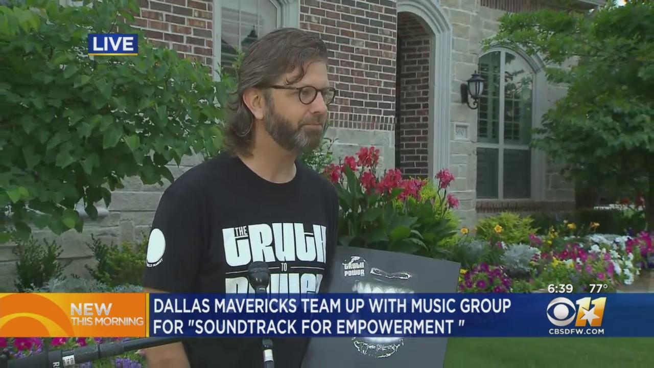 Mavericks Team Up With Eastwood Music Group For 'Truth To Power' Album