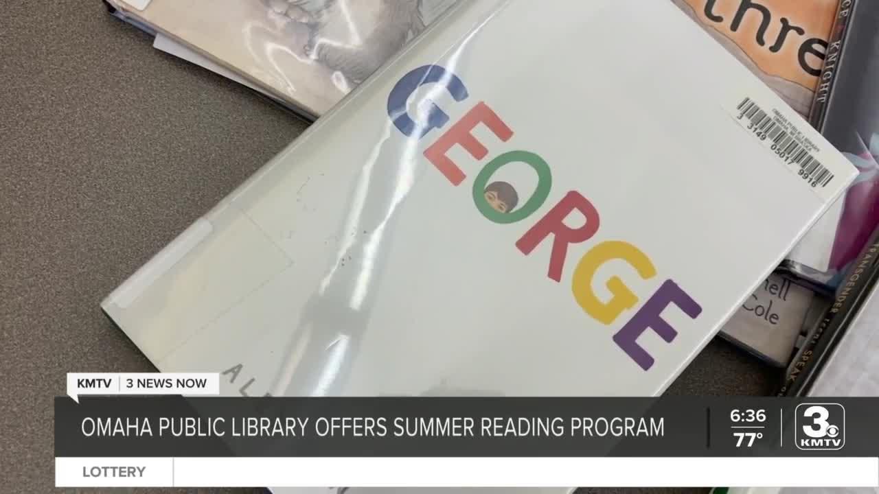 Omaha Public Library offers summer reading program