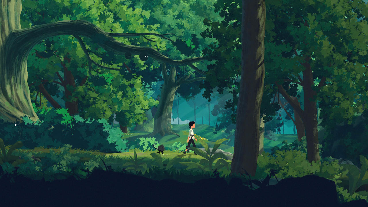 New Game, Planet of Lana Looks Like A Stunning Magical Platformer