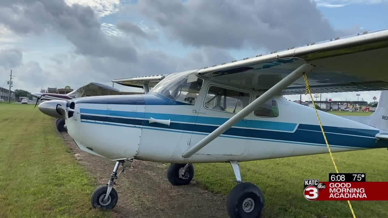 Swamp STOL hosts inaugural event in Jennings