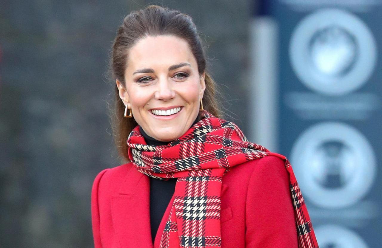 Duchess Catherine's children don't like her taking photos