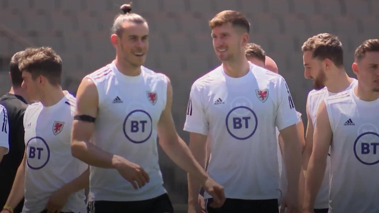 Gareth Bale not looking too far ahead as Wales prepare for Euro 2020 opener
