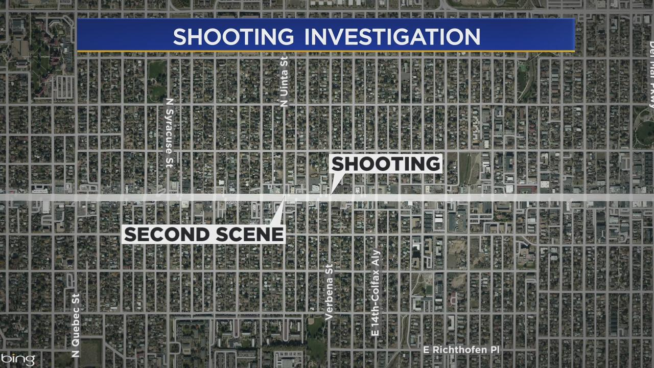 2 People Hurt In Shooting Near Colfax & Verbena In Denver
