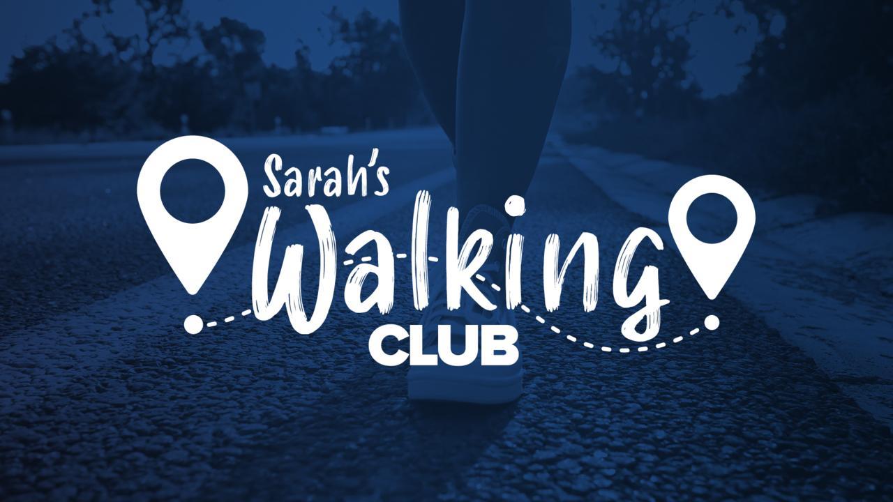 Sarah's Walking Club Summer Challenge