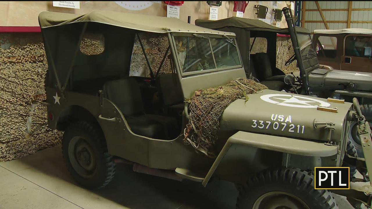 Bantam Jeep Festival Celebrating 10th Anniversary In Butler County