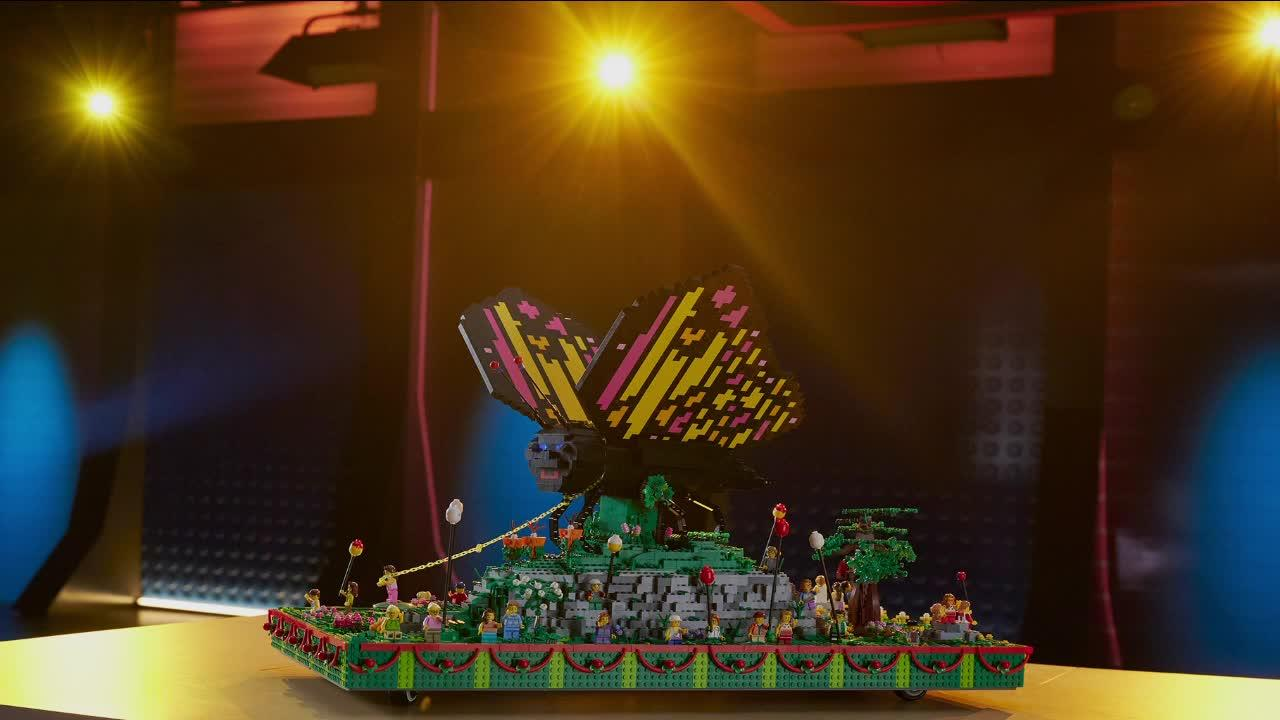 LEGO MASTERS features Coopersville Native