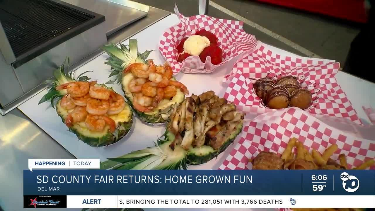 Chicken Charlie's founder talks about return of SD County Fair