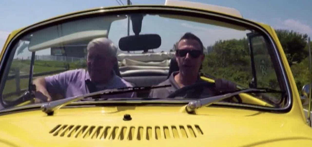 50-year-old Volkswagen Beetle goes electric
