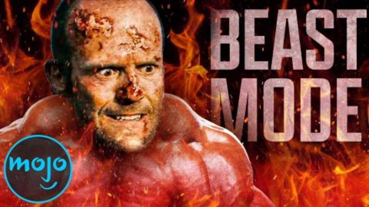 Top 10 Times Jason Statham Went Beast Mode