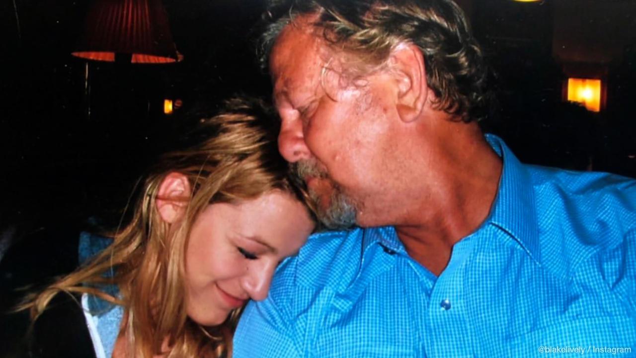 Lutto per Blake Lively, è morto il padre