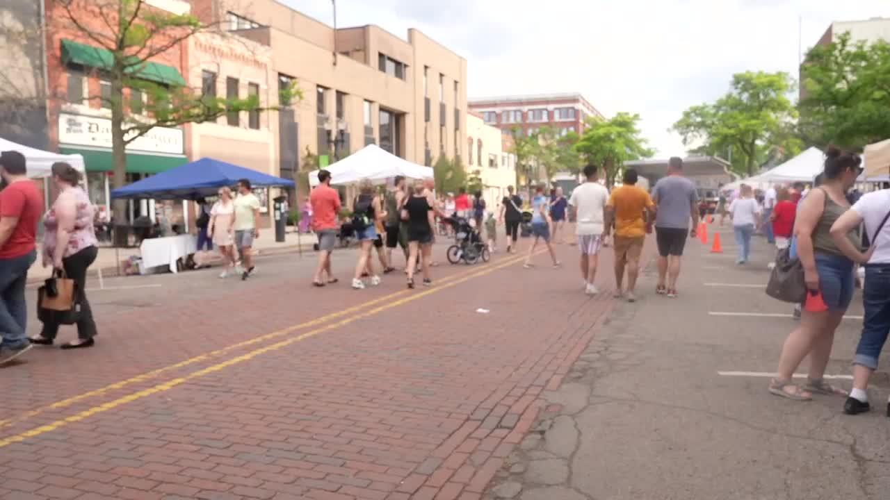 Downtown Lansing streets blocked off for first ever BLOCK:AID event
