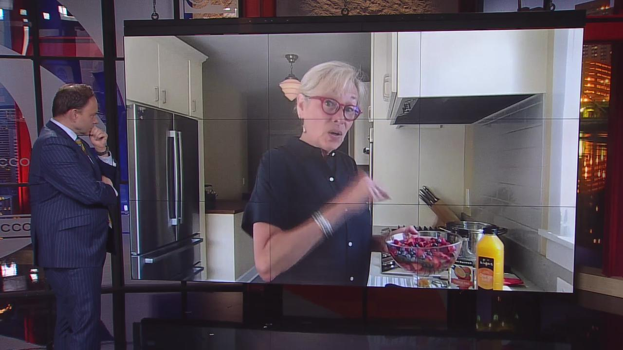 Cooking With WCCO: Fresh Berries