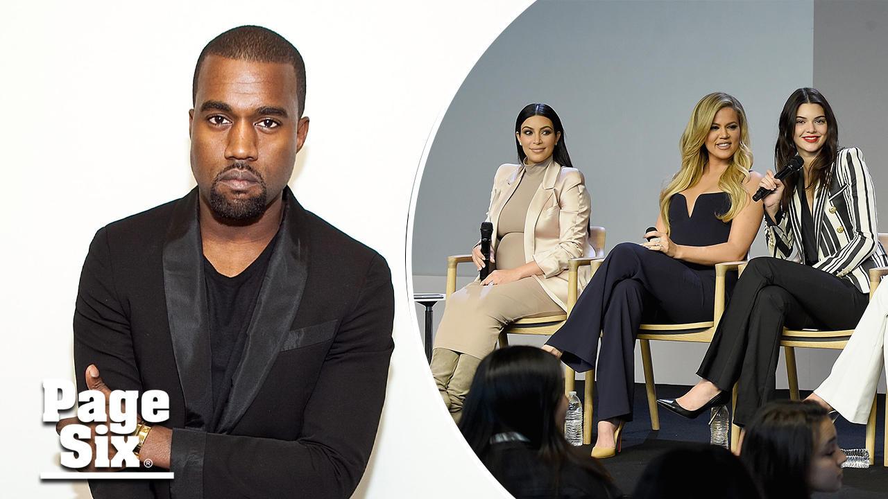 Kanye unfollows Kardashians on twitter
