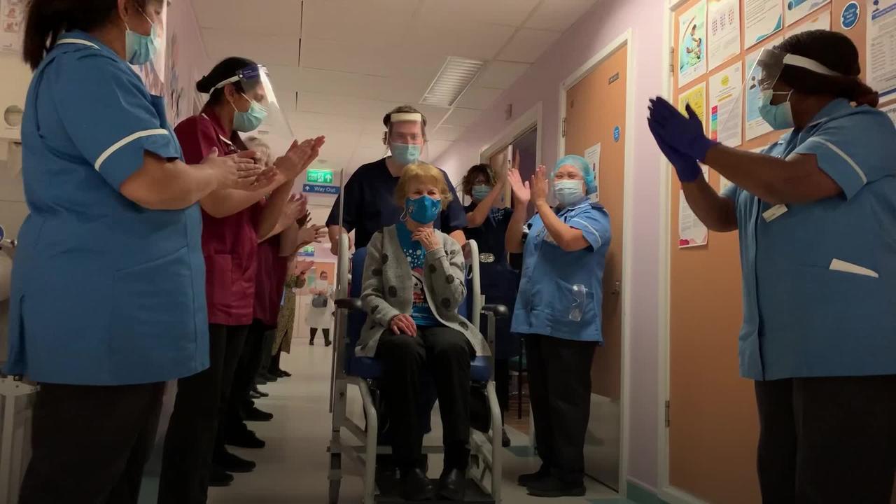 Coronavirus vaccine in numbers: UK passes 70 million jabs