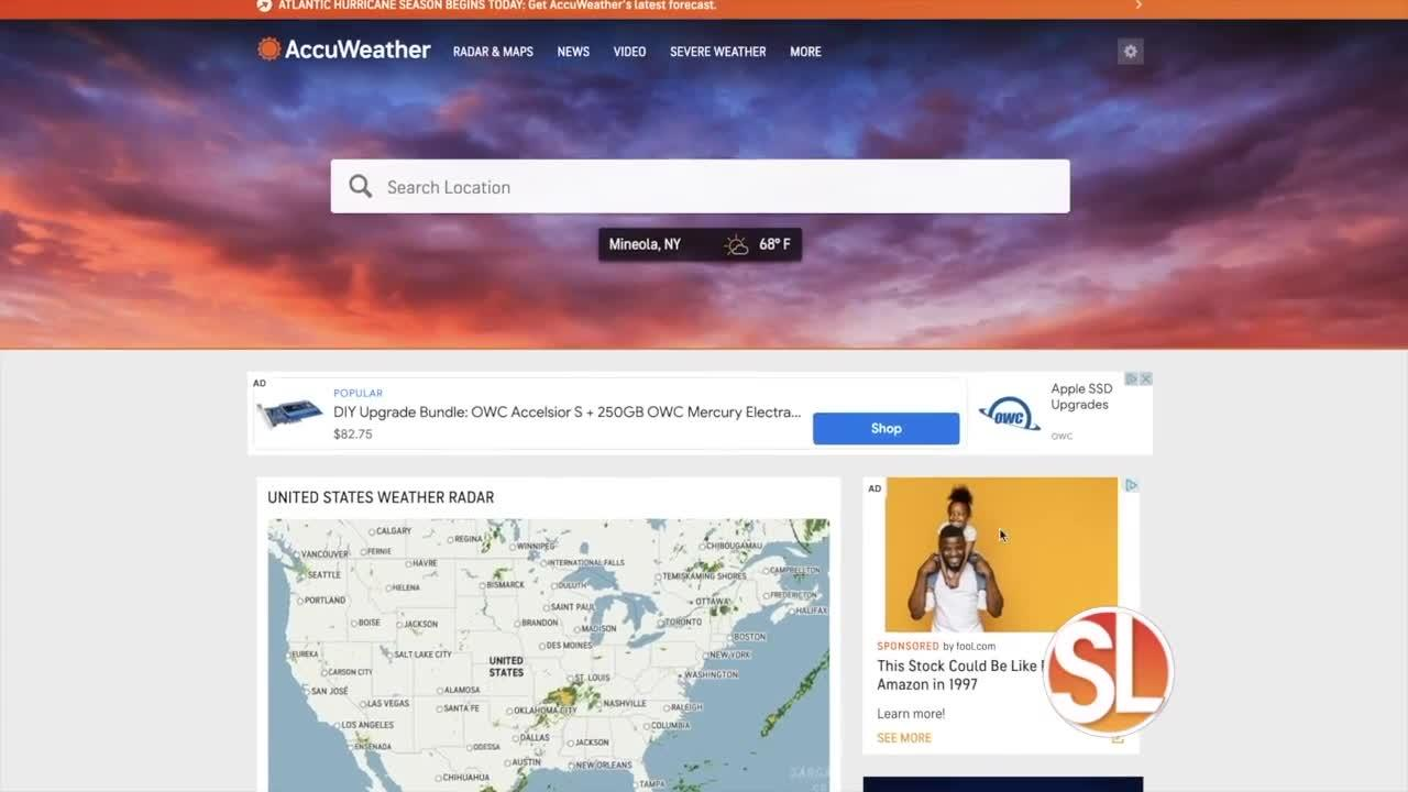AccuWeather: Be prepared for summer weather