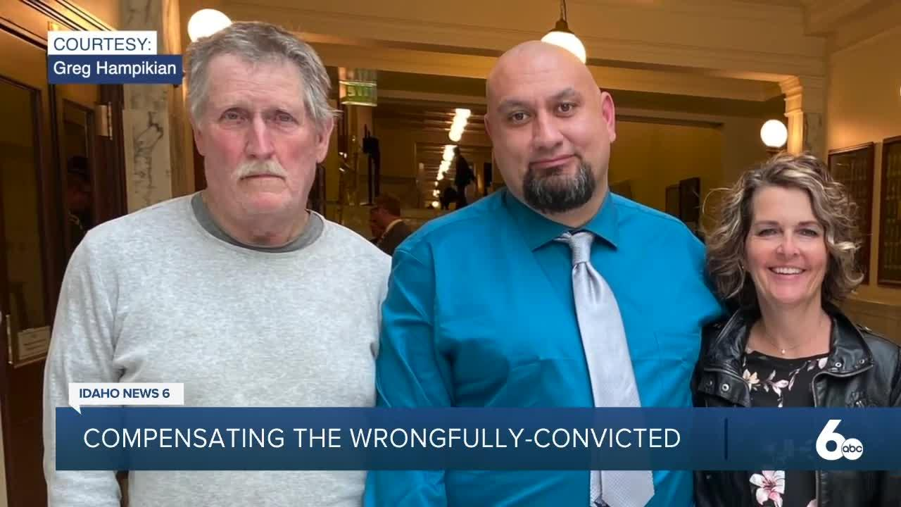 Man who spent 18 years on death row declared innocent, awarded compensation