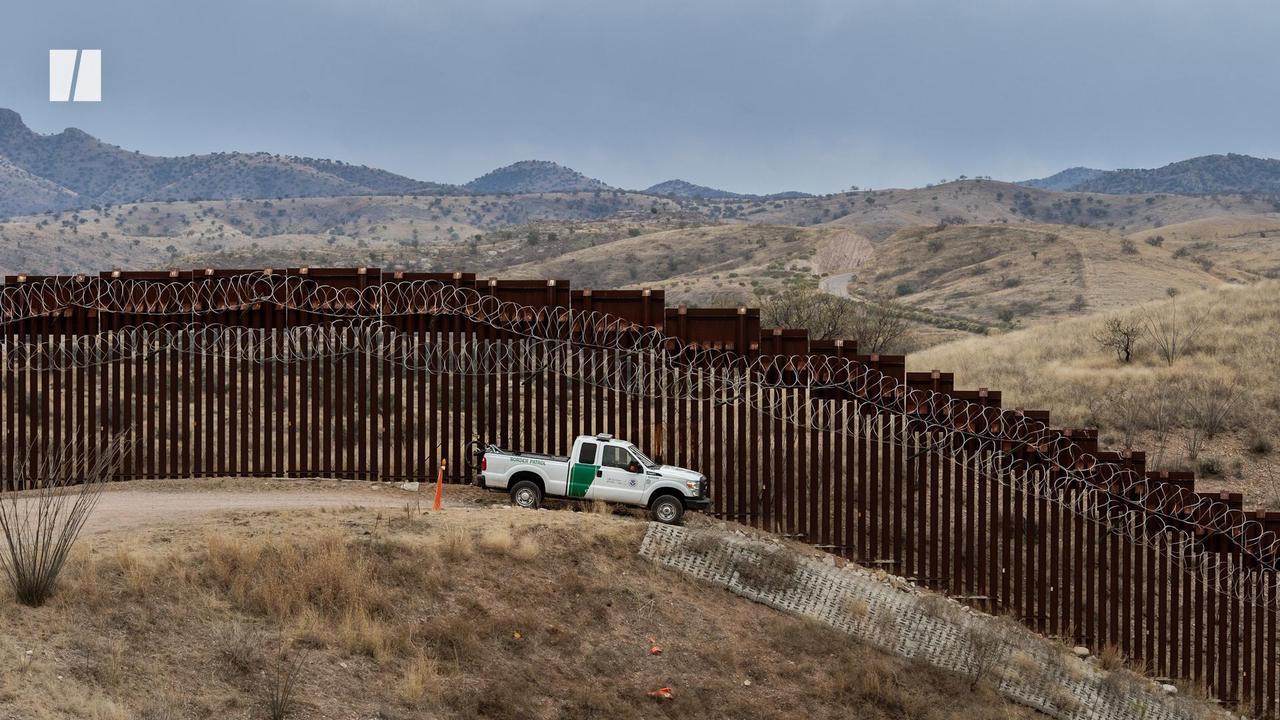 Texas Will Keep Building Trump's Border Wall