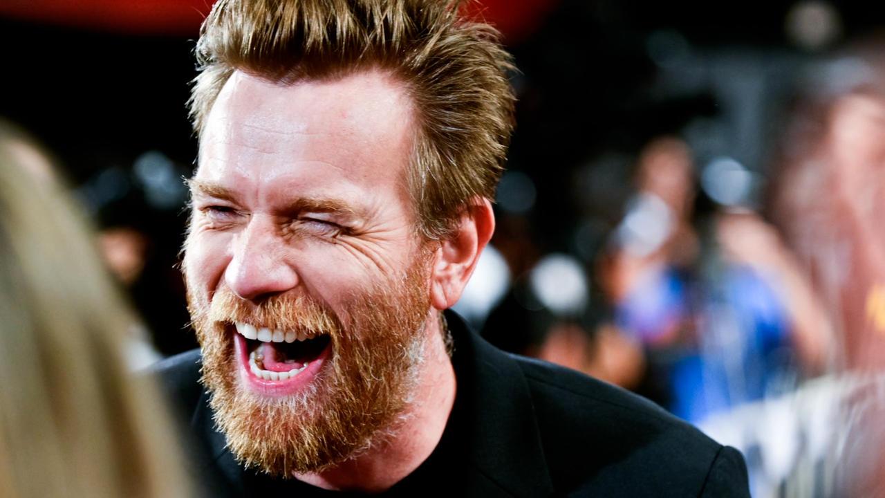 Ewan McGregor est plus heureux depuis qu'il est sobre