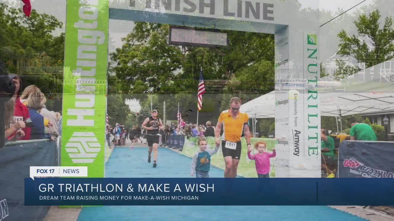GR Triathlon Make-A-Wish!