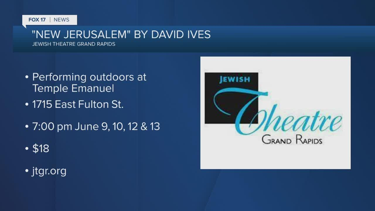 Jewish Theatre Grand Rapids