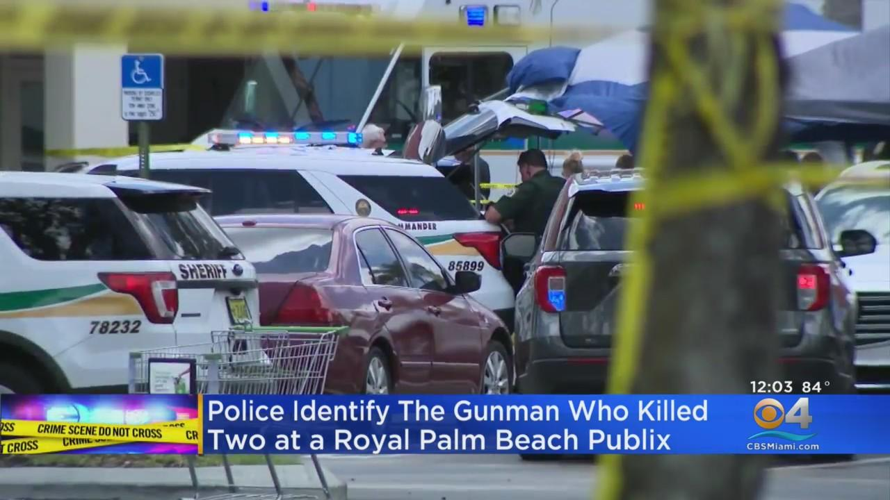 Police Working To Determine What Led To Shooting At Royal Palm Beach Publix Store