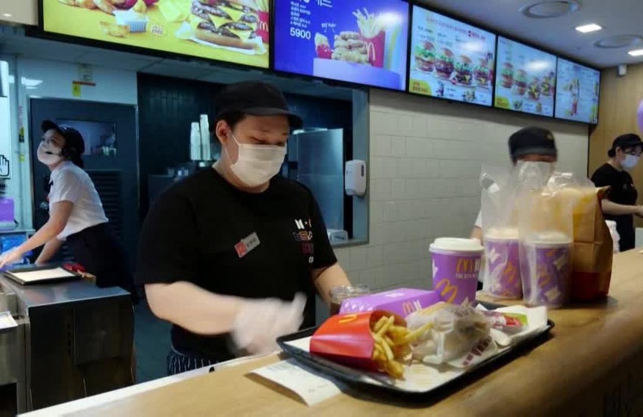 McDonald's hit by data breach
