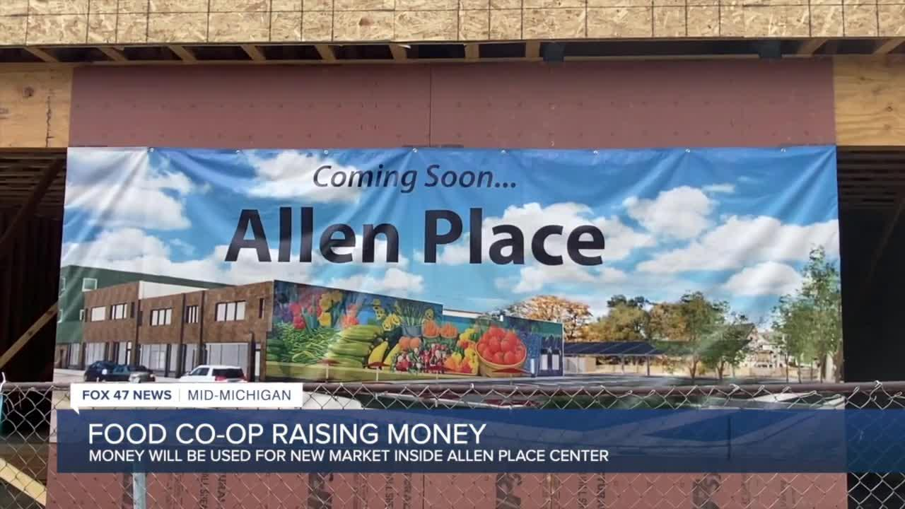 Eastside Lansing Food Co-op looks to raise money for new consignment market