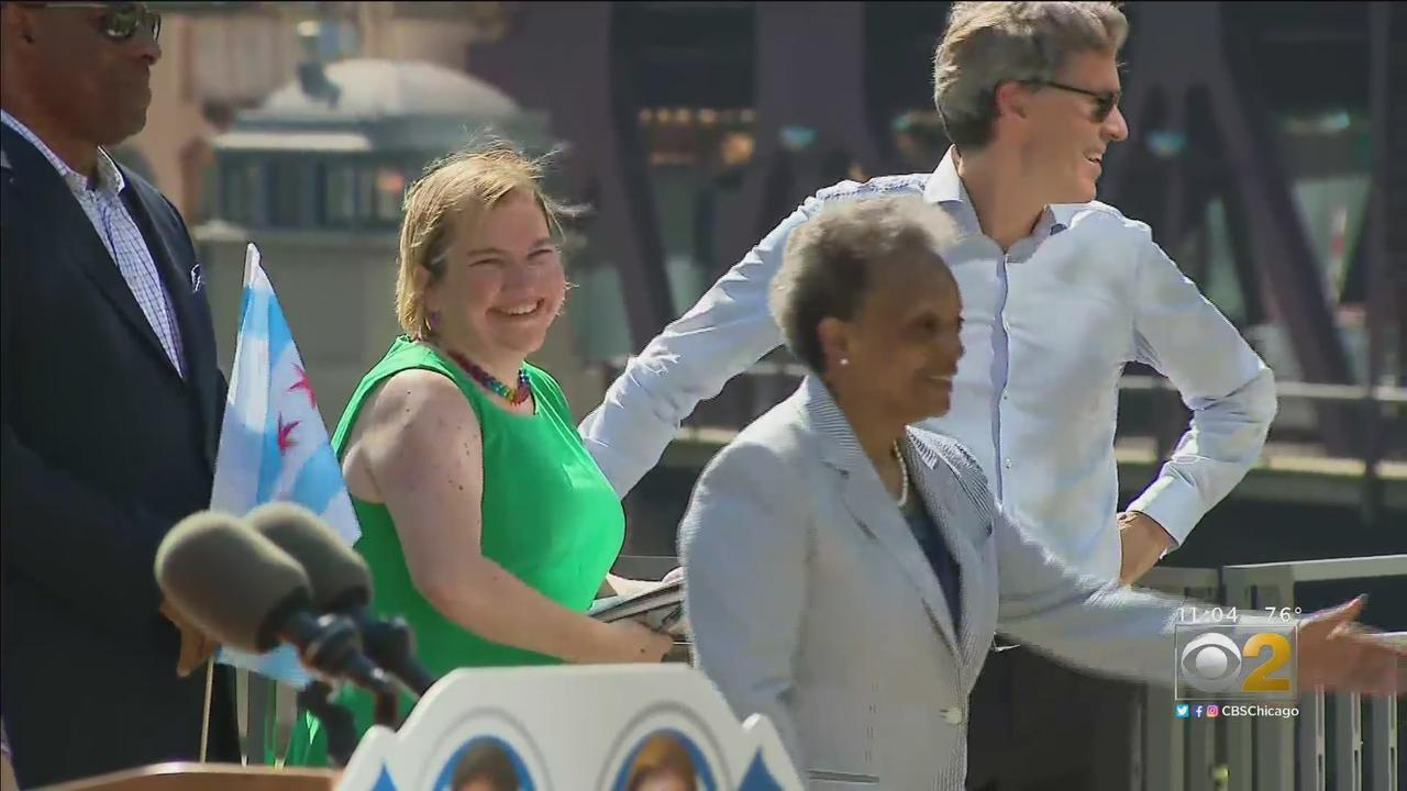 Mayor Lightfoot, City Leaders Celebrate Full Reopening Of Chicago