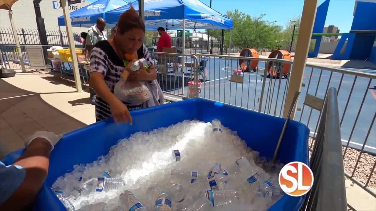 Lean more about the ABC15 Water Drive benefitting St. Vincent de Paul