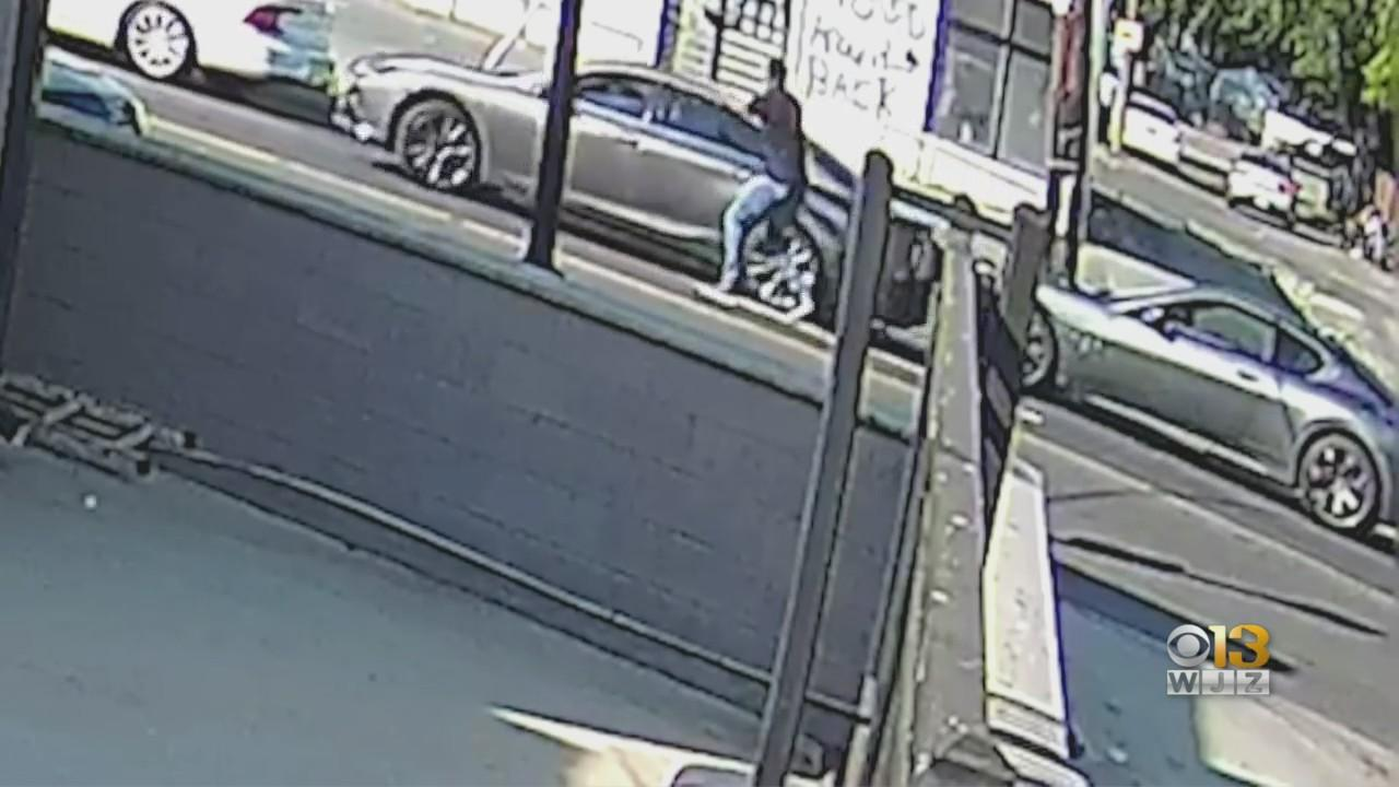 DC Police Searching For Man Who Shot Into Woman's Car, Believe Suspect Could Be In Baltimore