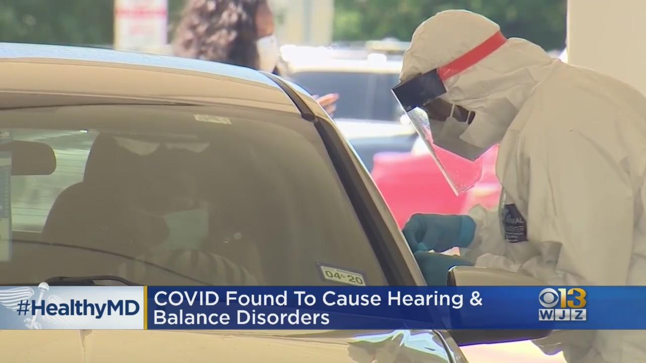 Healthwatch: COVID Found To Cause Hearing & Balance Disorders