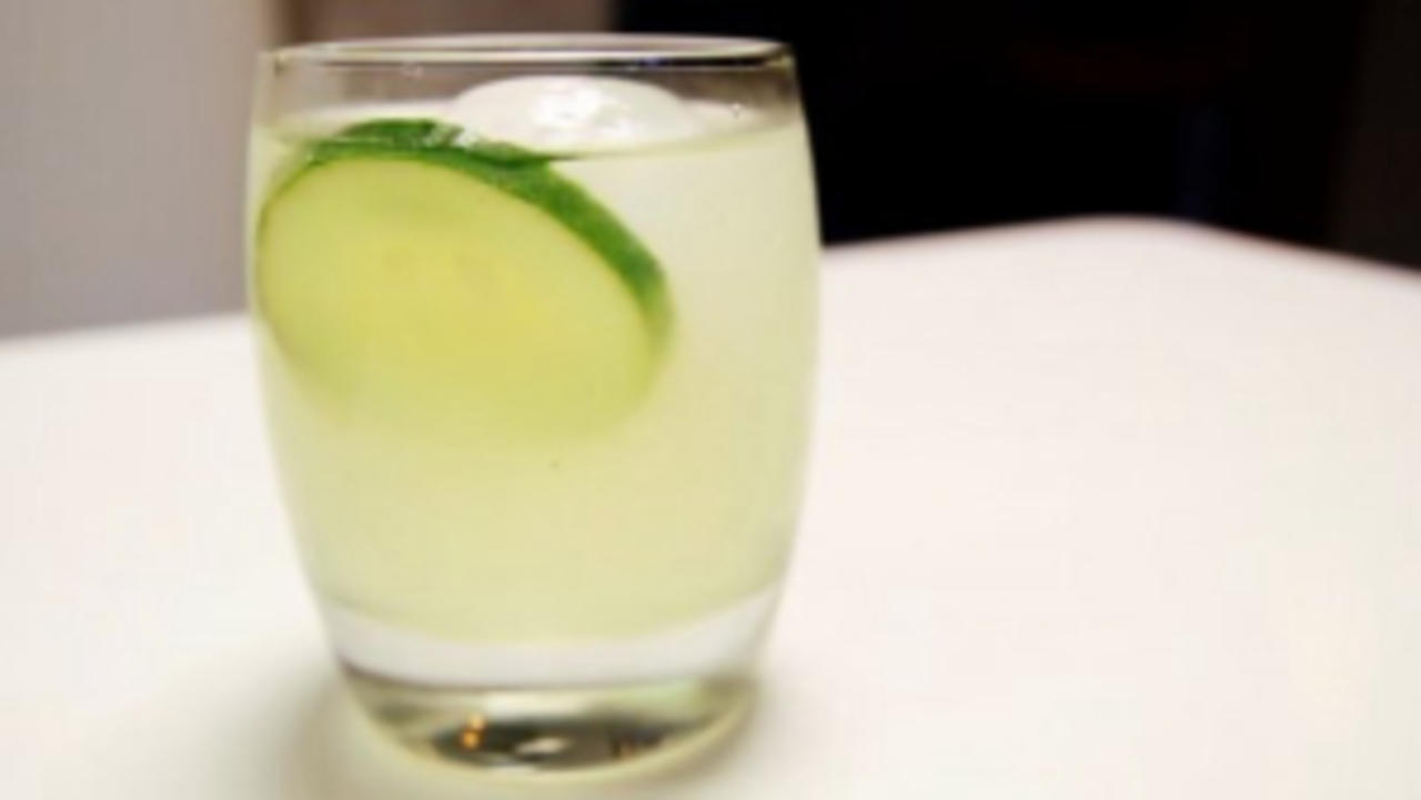 This Refreshing Cucumber Basil Cocktail Is Perfect For the Summer Heat