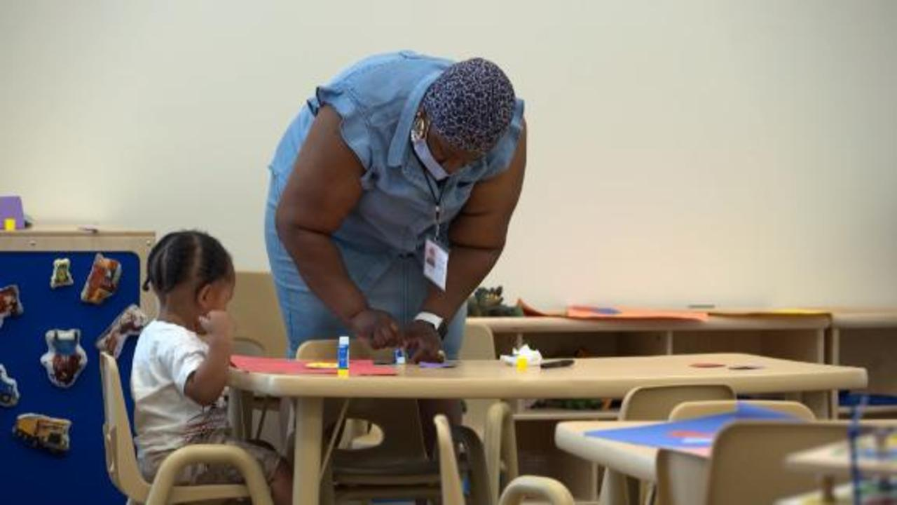 Childcare worker shortages, waitlists - parents face hurdles returning to work