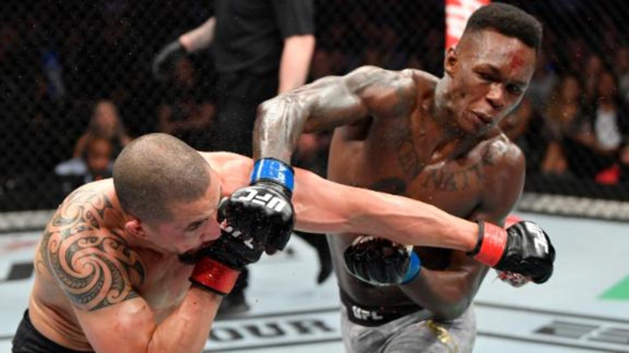 Israel Adesanya reflects on his life story ahead of UFC 263