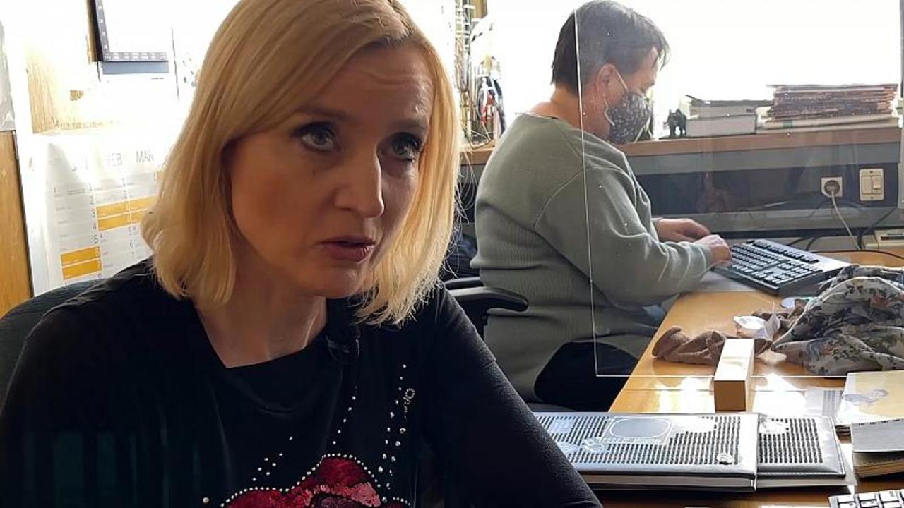 Mojca Setinc Pašek: 'Pressure on women journalists is harder'