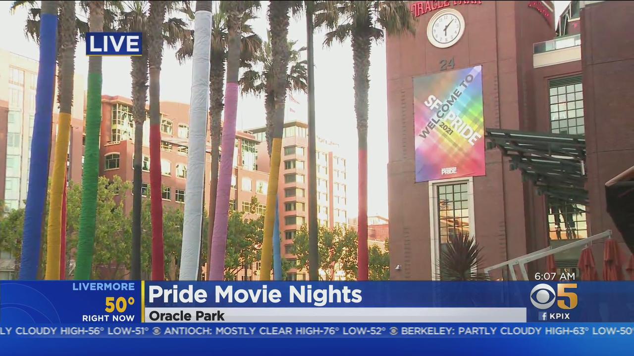 Oracle Park Host San Francisco Pride Movie Nights