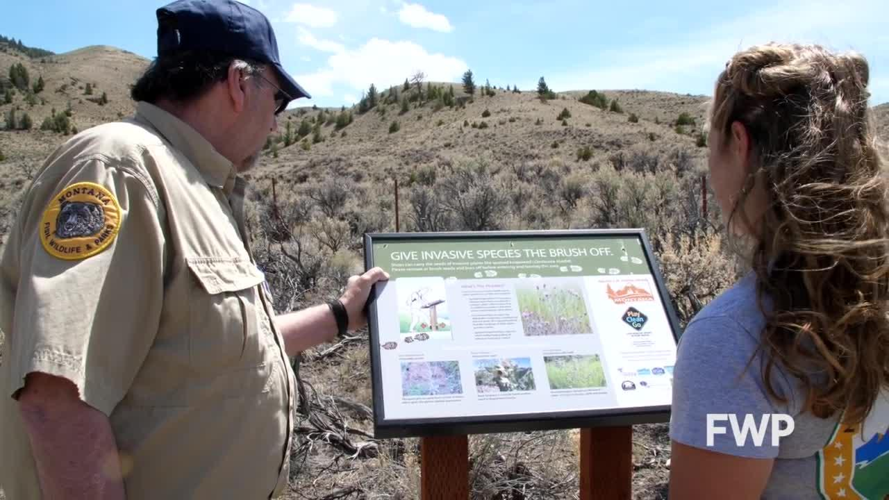 Enjoy Montana's State Parks in a safe and responsible way