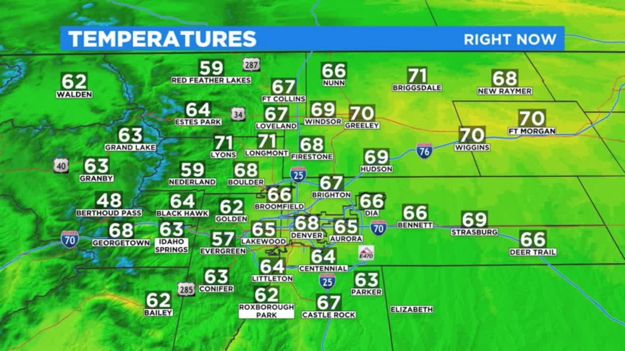 Denver Weather: Heat Returns For the Weekend
