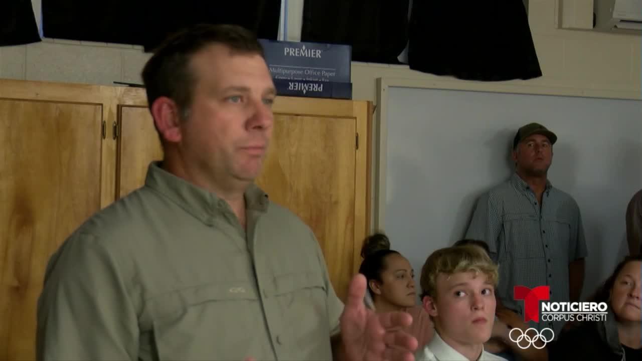 Oficiales en Orange Grove ISD aprueban un plan de supervisión tras incidente de novatada