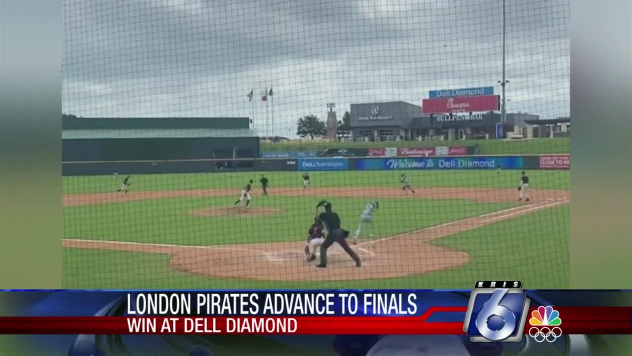 London charges into state finals with 7-2 win over Brock