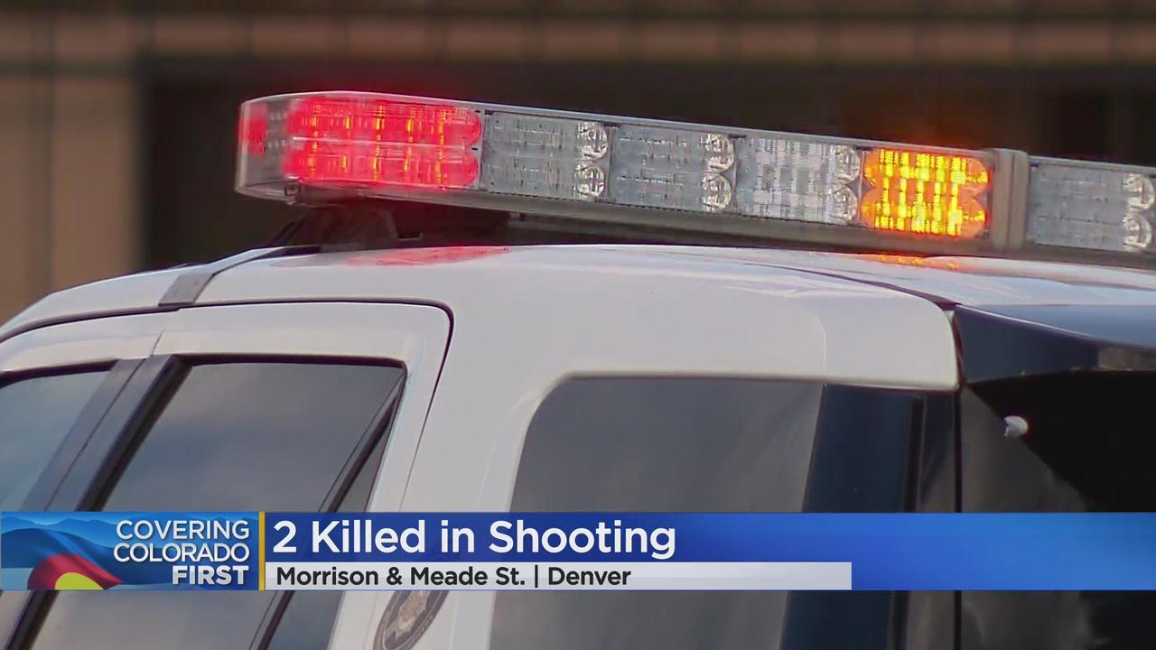 2 Killed, 1 Hurt In Shooting In Southwest Denver